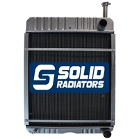 International Tractor Radiator 104594C2
