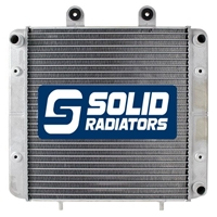 Polaris ATV Radiator 1240152, 1240305, 1240520