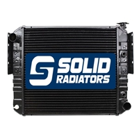 Hyster/Yale Forklift Radiator 1329169