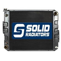 Hyster/Yale Forklift Radiator 1338328