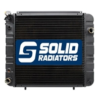 Hyster/Yale Forklift Radiator 1375909, 580013390, 2038182, 8504676, 580037662, 8504676T