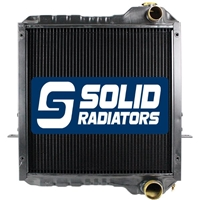 Case IH/Ford New Holland Radiator 234876A1, 239739A1, 239739A2, 234876A2, 234876A, 234882A1