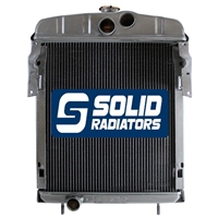 International Tractor Radiator 352628R91, 352628R92