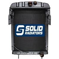 International Tractor Radiator 357339R91, 357158R92