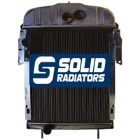 International Tractor Radiator 361704R93