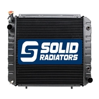 Hyster/Yale Forklift Radiator 580013392, 8504678, 2038184