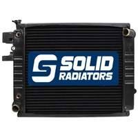Hyster/Yale Forklift Radiator 580015726, 580018726, 072000, 173170, 1737170, 8504628