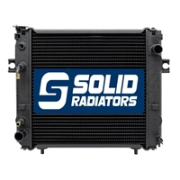 Hyster/Yale Forklift Radiator 580021192, 2043721, 8508902