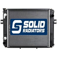 Hyster/Yale Forklift Radiator 580035840, 2055337, 8517301