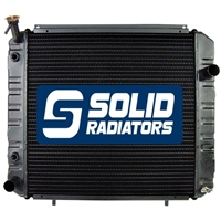 Hyster/Yale Forklift Radiator 580037662, 8518410, 2057820, 580013390, 580013391, 8504677, 2038183