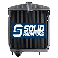 International Farmall Tractor Radiator 58124DBX, 358104R93, 35847R92, 369644R91, 358105R91
