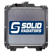 Case IH/New Holland Radiator 84175586, 87681423, 87681422, 84250074, 87610780, 87637729