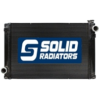 Case/New Holland Skidsteer (Medium Frame) Radiator 84379153