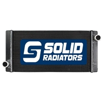 Case/New Holland Skidsteer (Medium Frame) Radiator 84499505