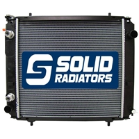 Hyster/Yale Forklift Radiator 8520318