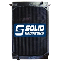Ford/New Holland Combine Radiator 86508150