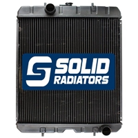 Case/Ford/New Holland Radiator 87013856