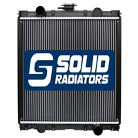 Ford/New Holland Radiator 87033479