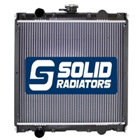 Ford/New Holland/Case IH Tractor Radiator 87305450