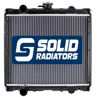 Case IH Ford/New Holland Tractor Radiator 87305451