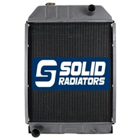 Ford/New Holland Radiator 9619995