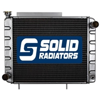 Ford/New Holland Radiator 9828621, MG9828621
