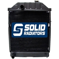 Ford/John Deere Radiator 9828737, MG9828737