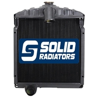 International Tractor Radiator A354875R93