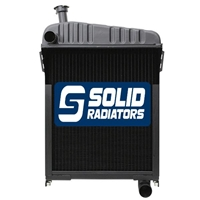 John Deere Crawler Radiator AT11256