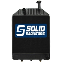 Ford/New Holland Radiator D2NN8005D