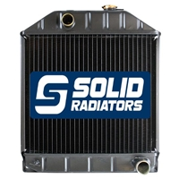Ford/New Holland Tractor Radiator D8NN8005PA, E0NN8005MD15M, E0NN8005MA15M, E0NN8005KA15M, E0NN8005LA15M, E0NN8005MB15M