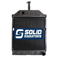 Ford/New Holland Radiator E0NN8005FA15L, F2NN8005FA15L, 83925458