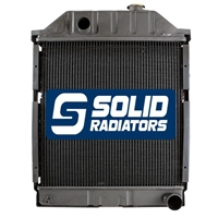 Ford/New Holland Radiator E4NN8005BC15M