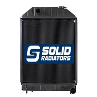 Ford/New Holland Radiator E9NN8005BA