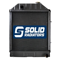 John Deere/Ford Radiator MG771716, 771706, 771716