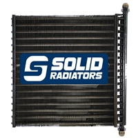 Case/New Holland Skidsteer Hydraulic Oil Cooler 87104828, 87038309