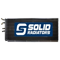 John Deere Loader Transmission Oil Cooler AT116051