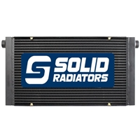 Bobcat Skidsteer Hydraulic Oil Cooler 6710791