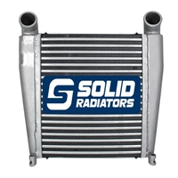Case/New Holland Charge Air Cooler 82028450
