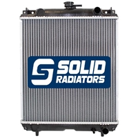 Kobelco/Case/New Holland Radiator PW05P00027F1