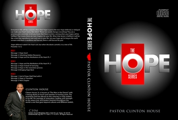 The Hope Series (3 Part Series-CD)