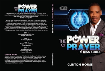The Power of Prayer Series (4 Part Series-CD)