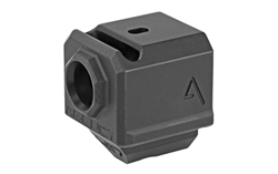Agency Arms Gen 3 Single Port Compensator- Black