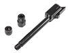 Glock, OEM Glock 44 Threaded Barrel, 22LR, Barrel Is Threaded in M9 x .75 RH, Comes With .500-28 Adapter and Thread Protector, Only Compatible With the G44