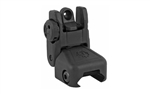 Ruger, Back up Sight, Fits Picatinny, Black Finish, Rapid Deploy Rear Sight