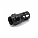 Angstadt Arms 9mm 3-Lug Flash Hider 1/2x36 Thread Pitch