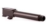SilencerCo, Threaded Barrel, 40 S&W, For Glock 22, Black, 9/16x24 TPI