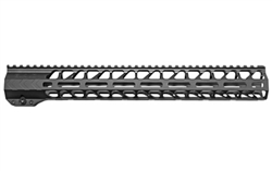"Battle Arms Development, Inc., 15"" Workhorse, Black, MLOK, AR Rifles, Free-Float"