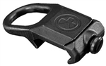 Magpul Industries, Rail Sling Attachment, Fits ASAP Sling Plate, Black