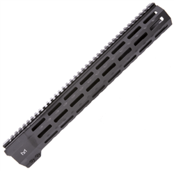 Midwest AR-15/M16 SP-Series Suppressor Compatible One Piece Free Float Handguard 15-inch